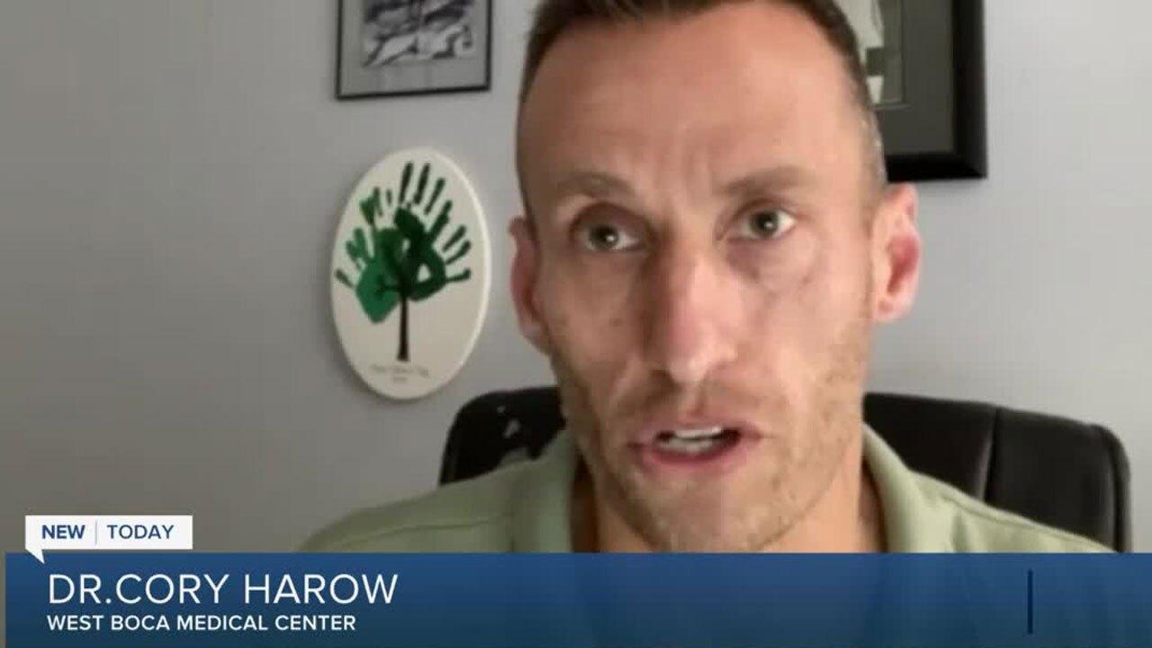 Dr. Cory Harow