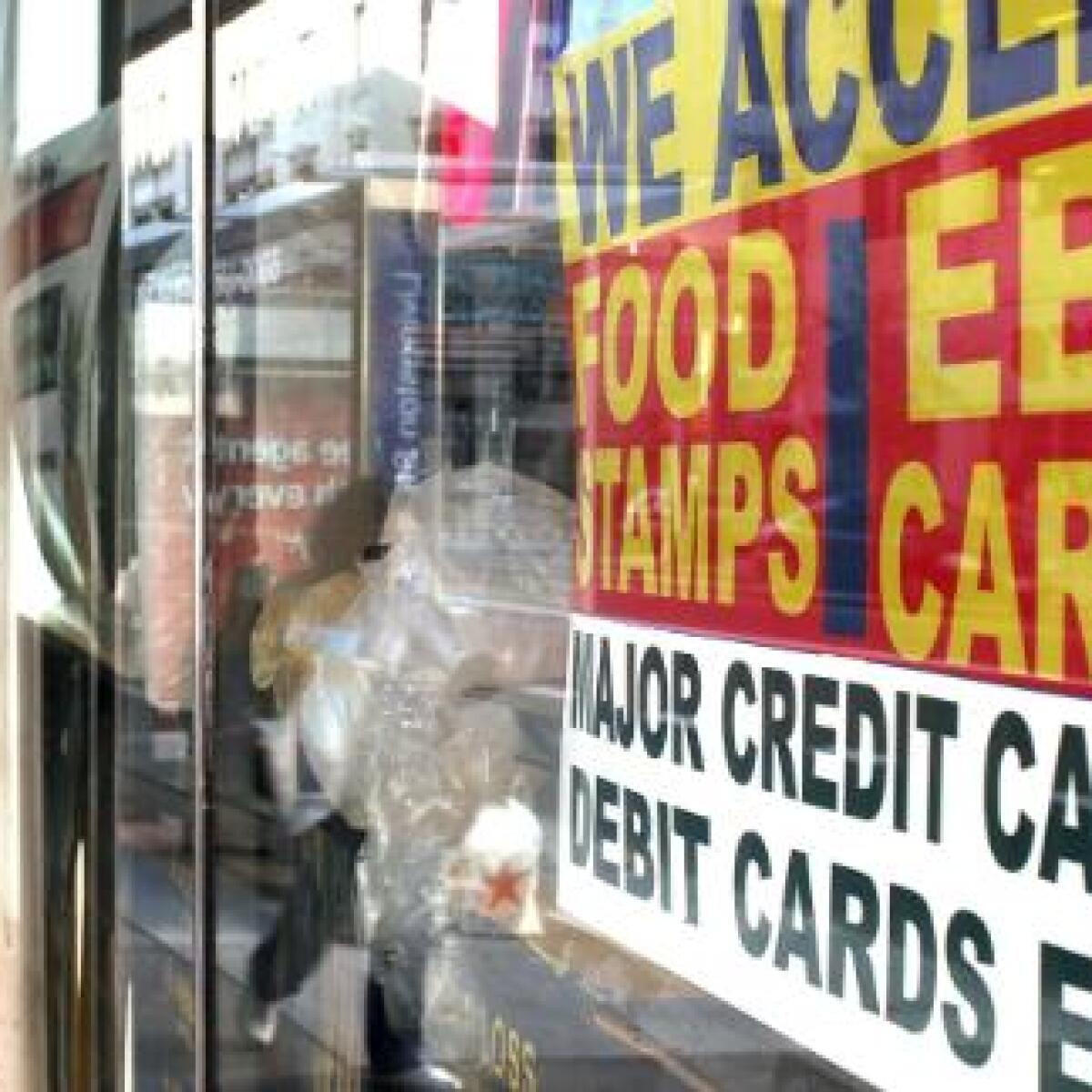 More People May Have To Work Harder For Food Stamps