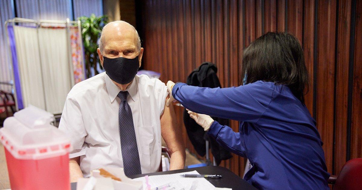Portland wont enforce vaccine mandate on cops