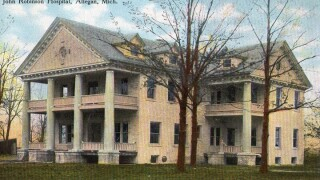 Connect with the living dead at Allegan Ghost Hunts