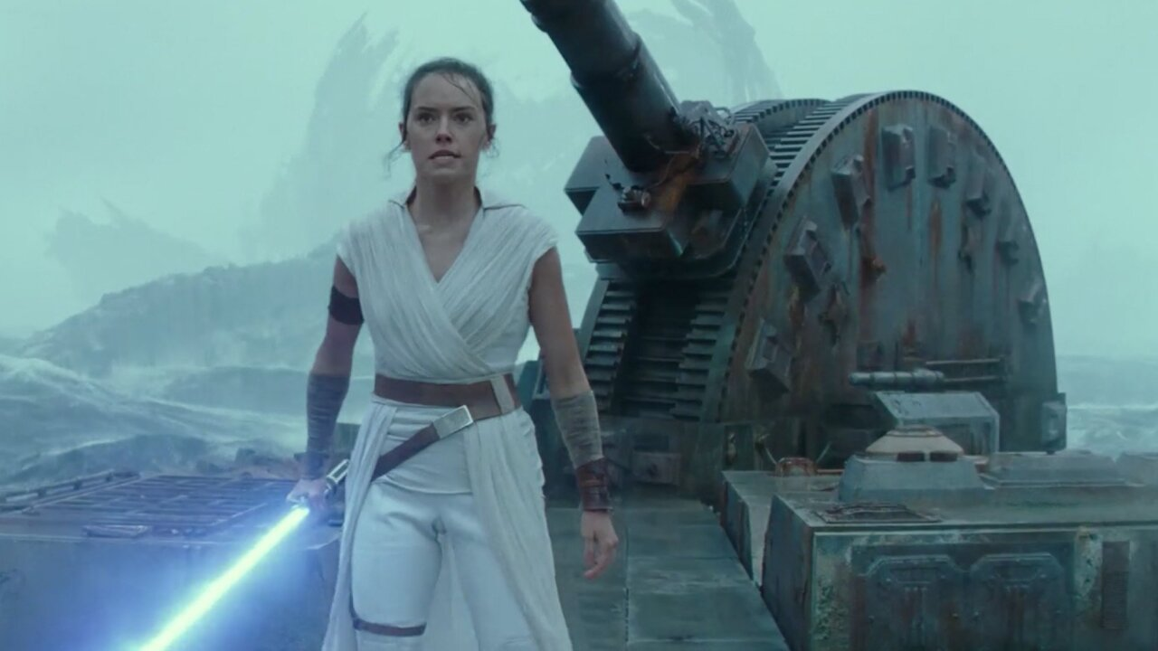 'Star Wars: Rise of Skywalker' looks to cap off Disney's incredible year at the box office