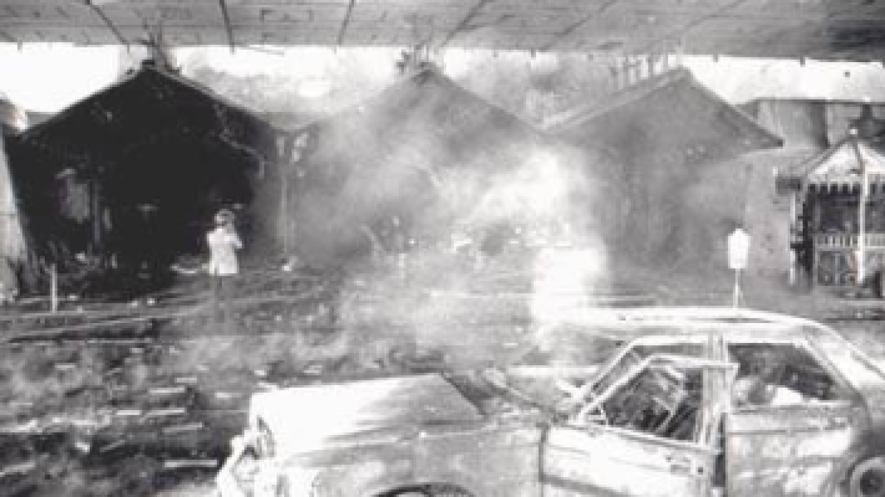 A young Doug Crawford found success in the litigation fallout from the deadly Las Vegas hotel fires in the 1980s