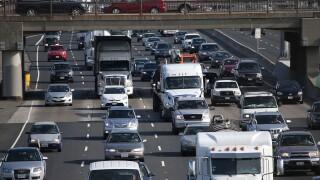 California traffic generic