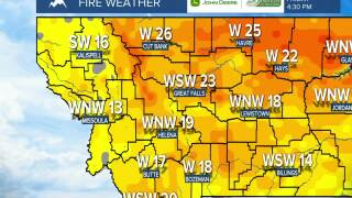 AG Weather: Breezy and Dry Today