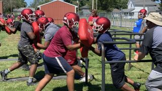 Muskegon football hopes for a third straight state finals appearance