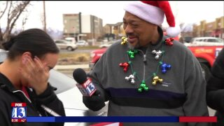 FOX 13 Dream Team surprises 13 people for Christmas