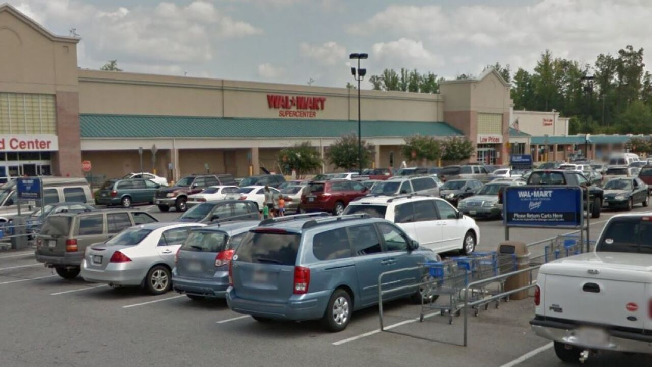 Men steal 20 iPods, in 30 minutes, from Walmart and no one stops them
