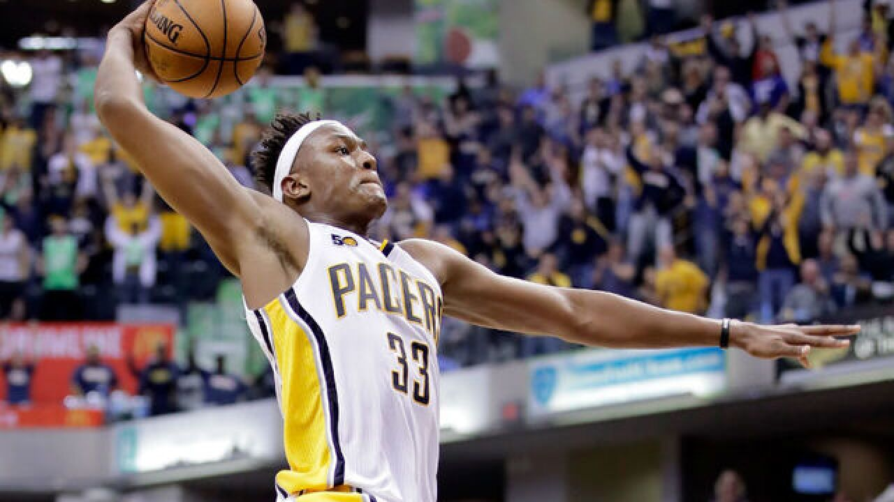 Indiana Pacers release 2017-2018 schedule