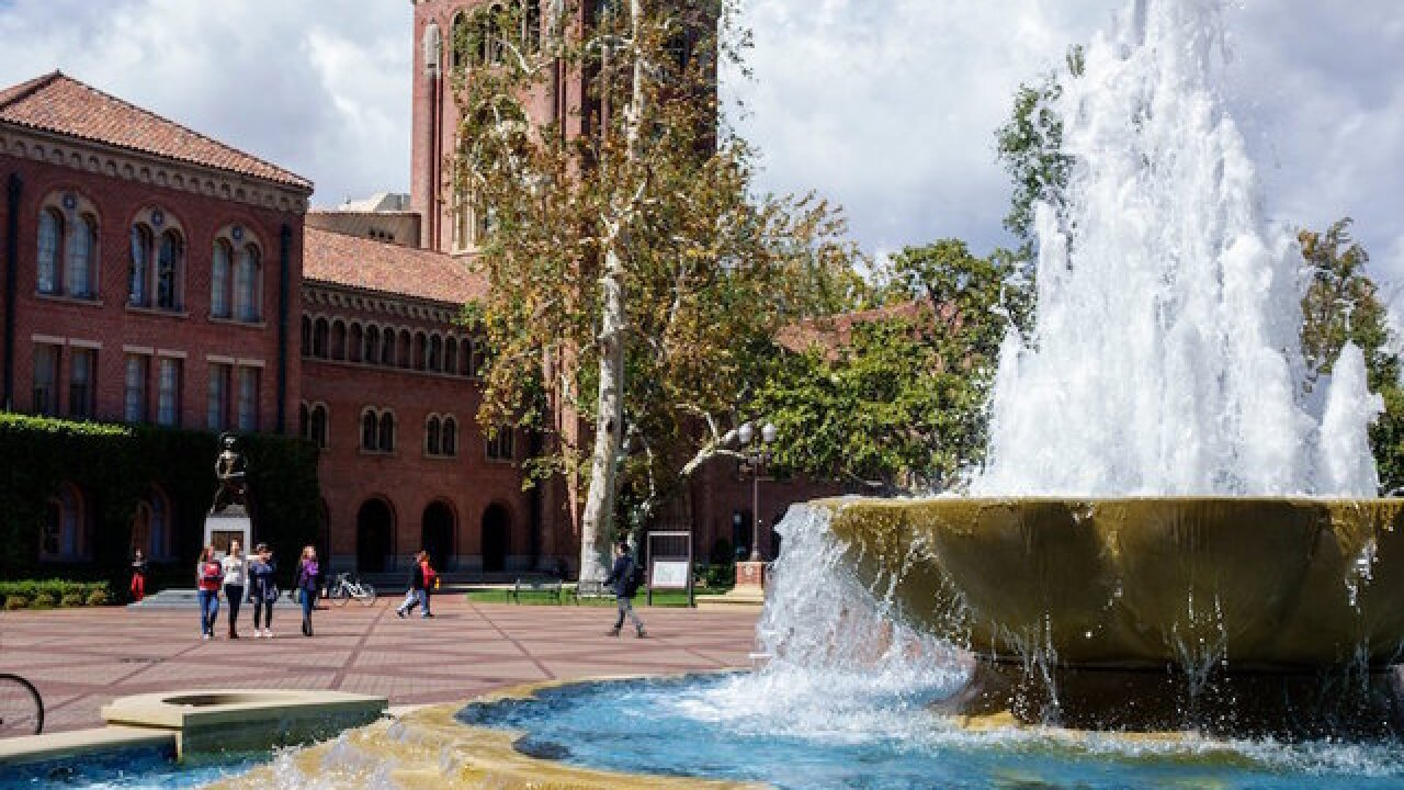 Former USC doctor accused of inappropriately touching students