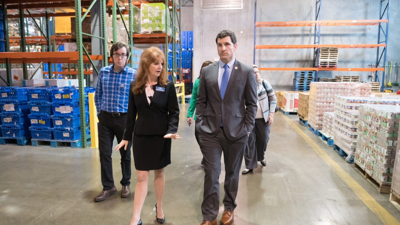 Rep. Scott Taylor makes fighting sea-level rise around military bases apriority