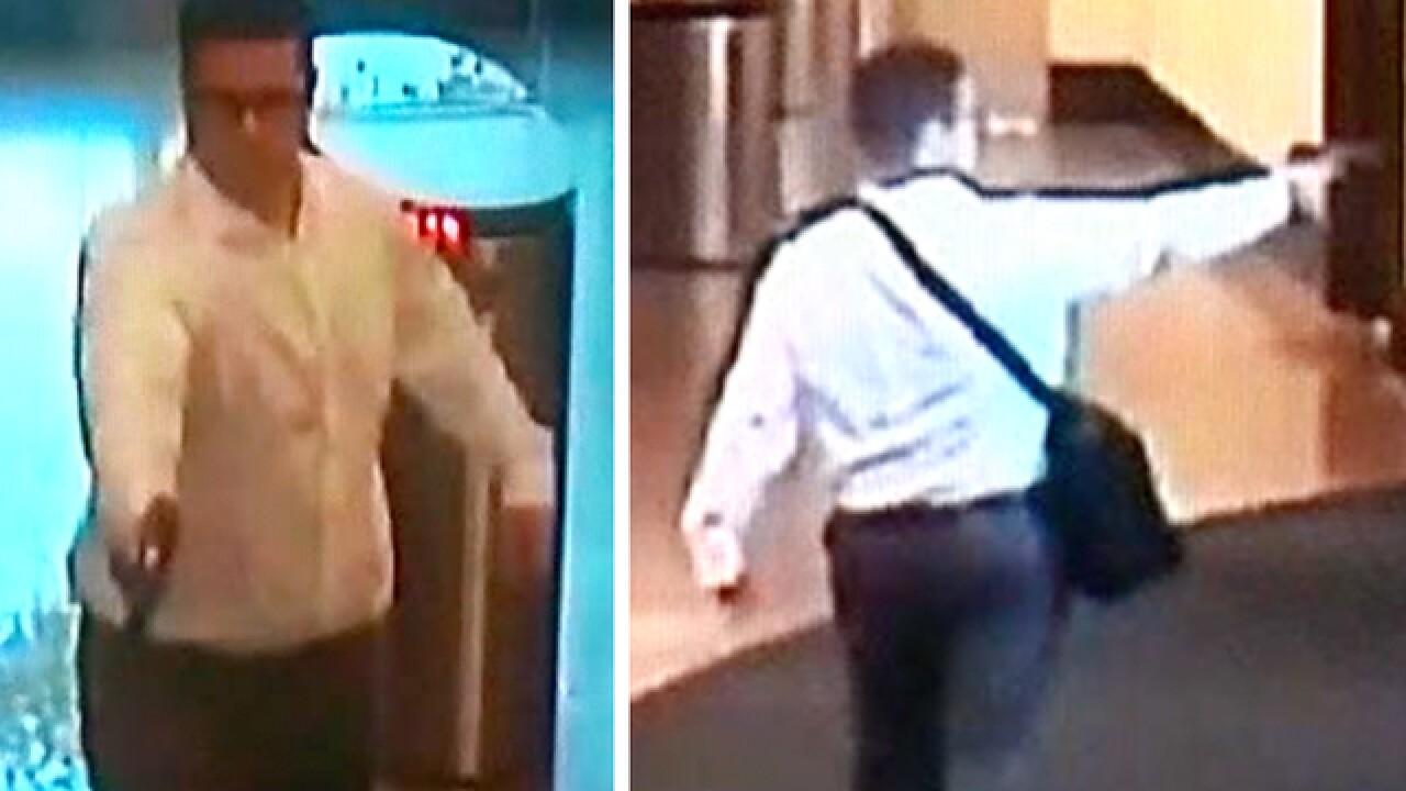 Body cam and surveillance video shows Cincinnati shooter
