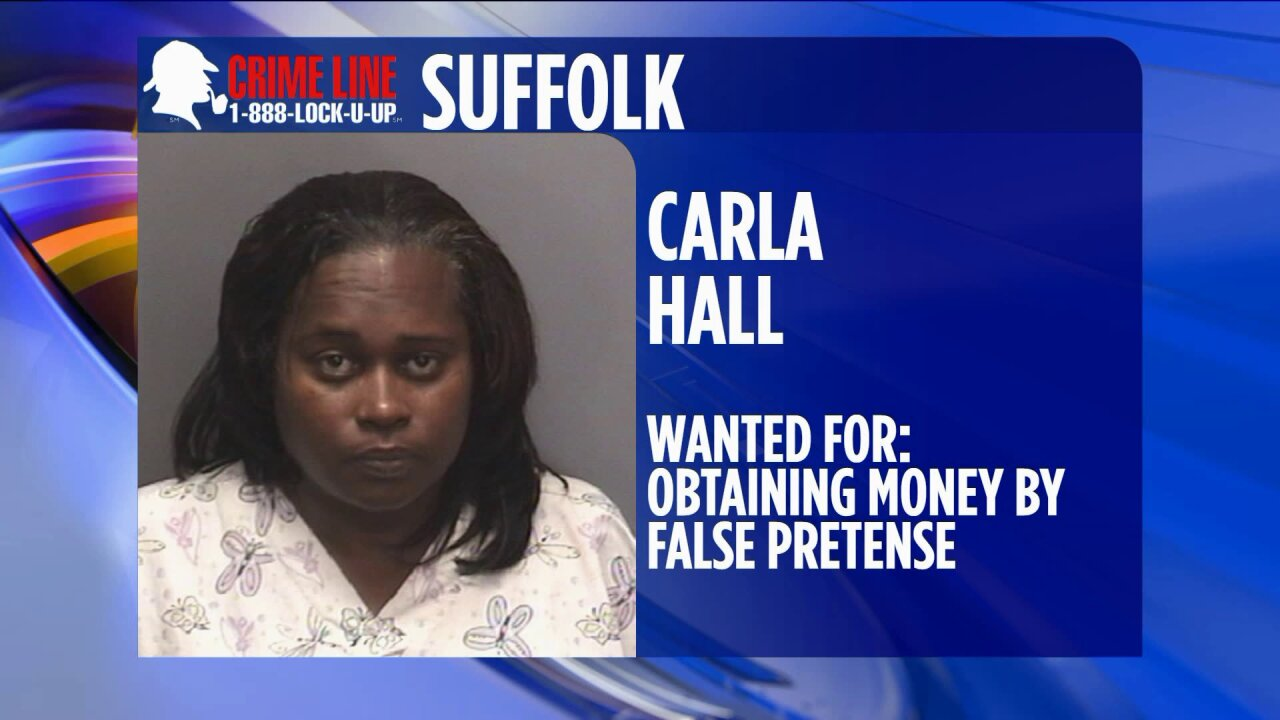 Suffolk Police need help finding woman wanted for obtaining money by false pretense