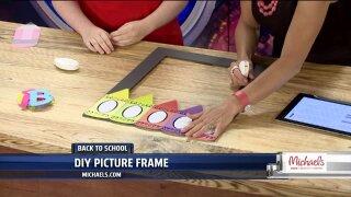 Make back-to-school photos unique with a DIY PhotoFrame