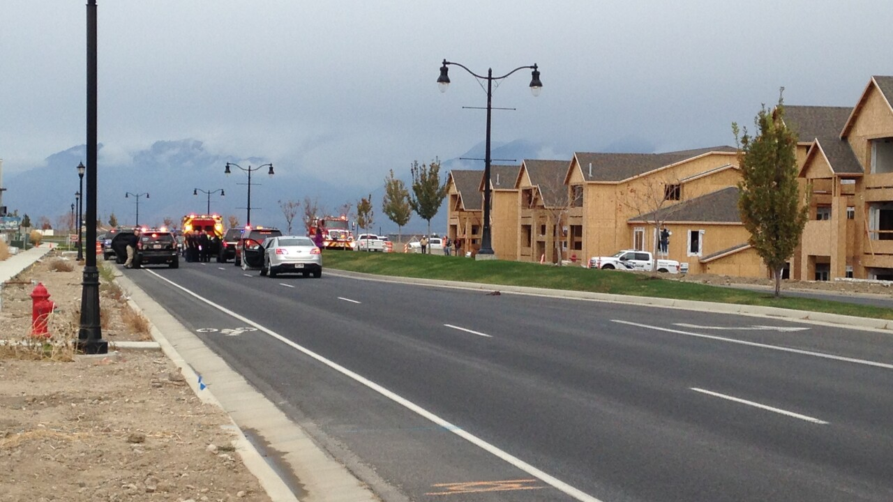 13-year-old boy hit, killed by vehicle in Herriman identified