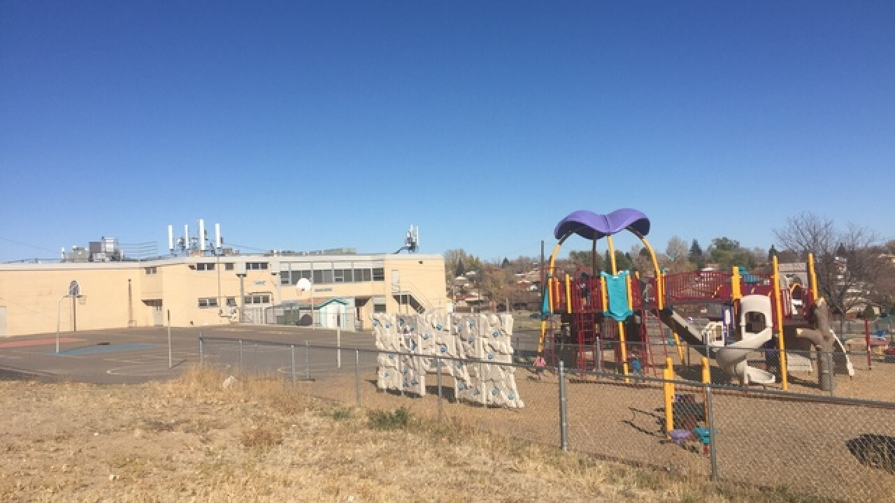 There's a stinky problem at an Adams Co. school