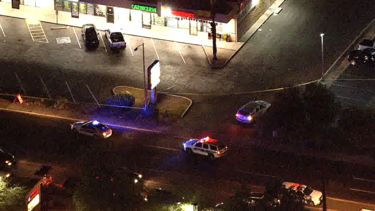 43rd avenue and McDowell road stabbing