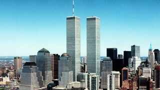 Twin Towers New York 9/11 Sept. 11
