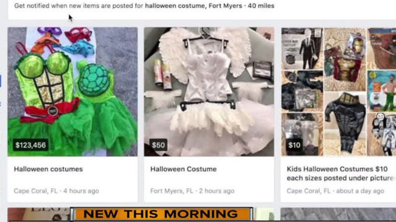 Here's some ways to save on Halloween costumes
