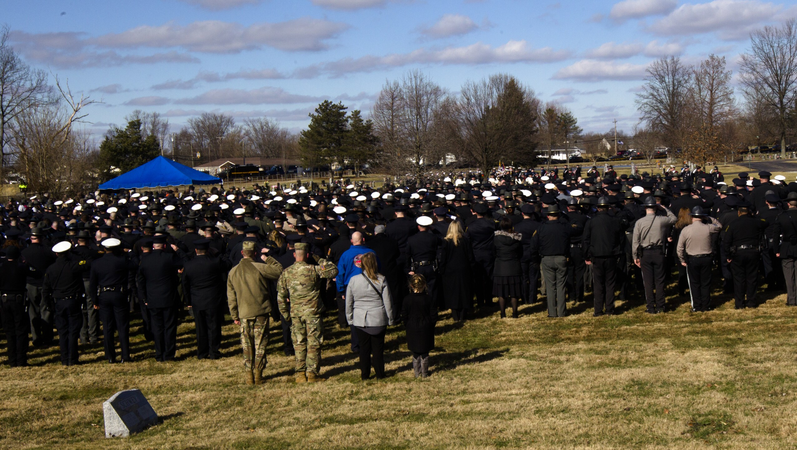 Police Burial Cemetary  154