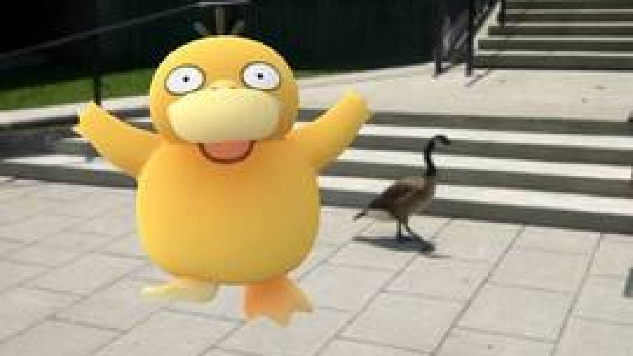 POKEMON GO: Gotta catch 'em all in Indy