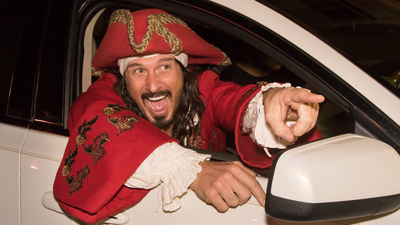 How to get a free Lyft ride at Gasparilla