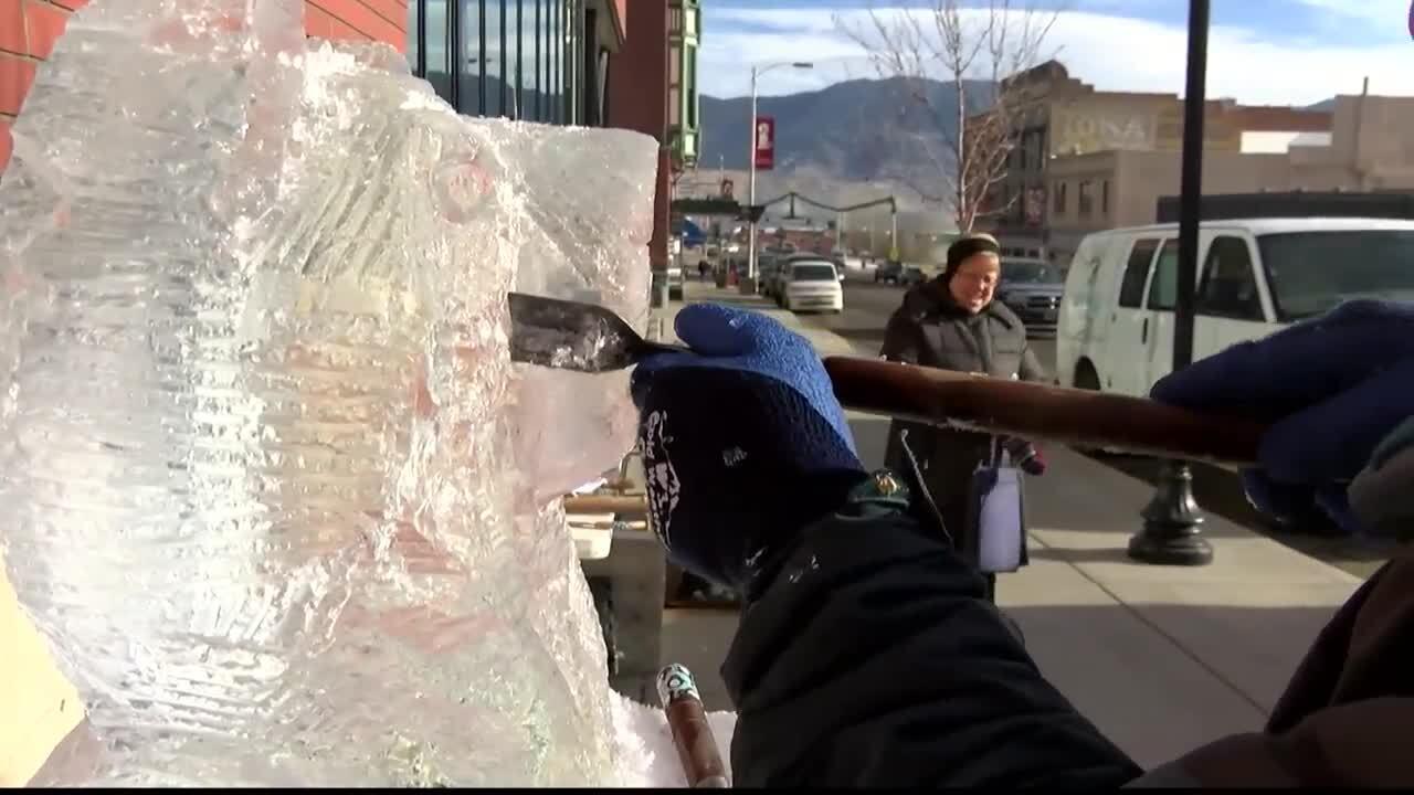 Butte Ice Sculpting