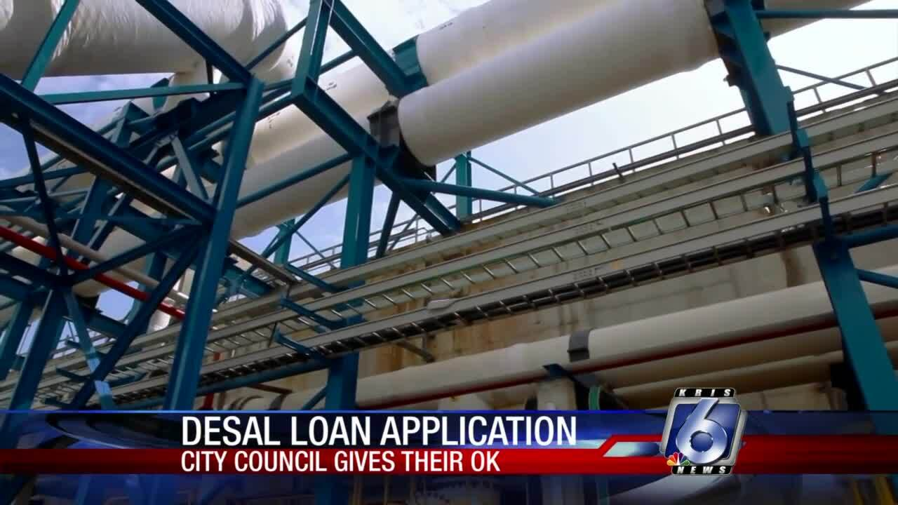 Funding process begins for proposed desalination plant
