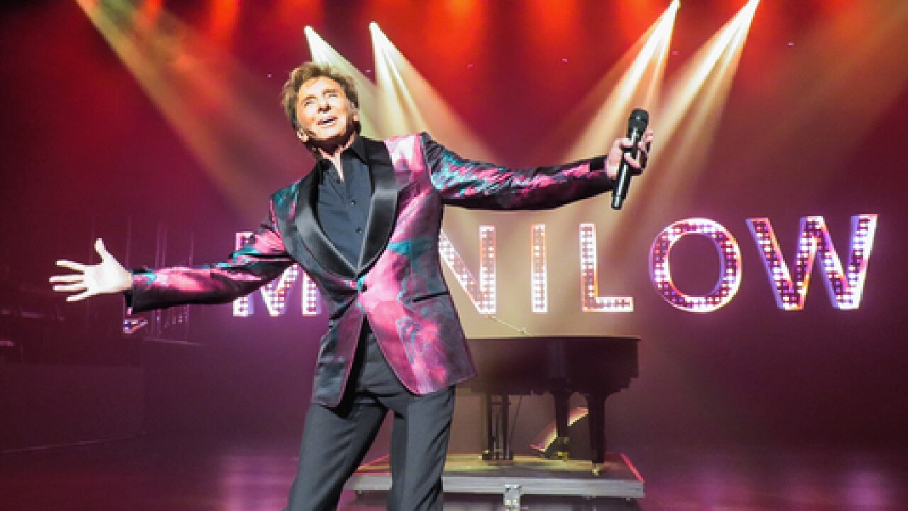 New dates added for Barry Manilow's show at Westgate Las Vegas