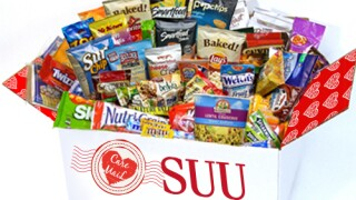 Don't Pack the Cheez-Its next to the Dryer Sheets:  5 Tips for the Perfect College Care Package