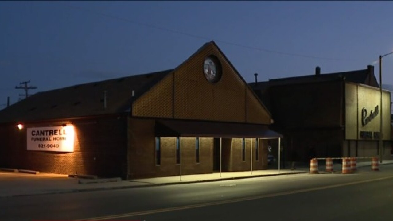 Funeral home investigated after 11 infants found