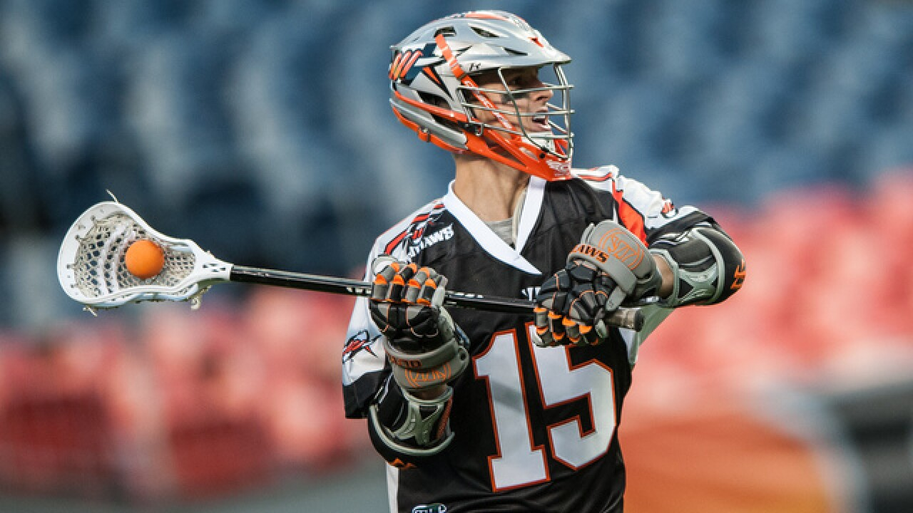Denver Outlaws win third MLL championship with 16-12 win over Dallas Rattlers