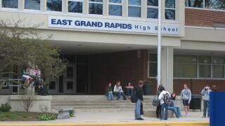 East Grand Rapids High School reports 3 COVID-19 cases