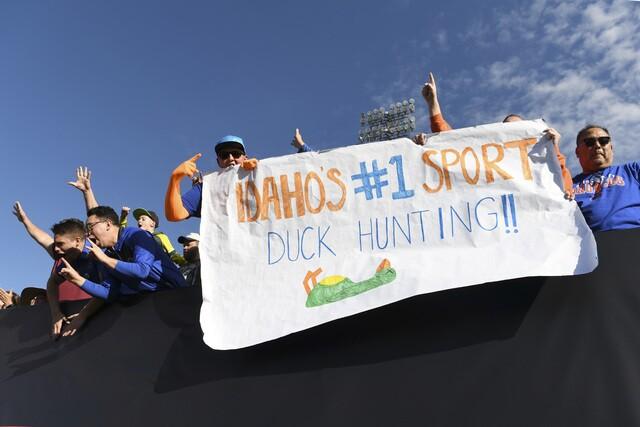 PHOTOS: Las Vegas Bowl 2017