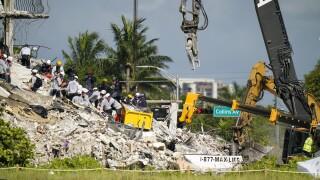 Building Collapse Miami Surfside