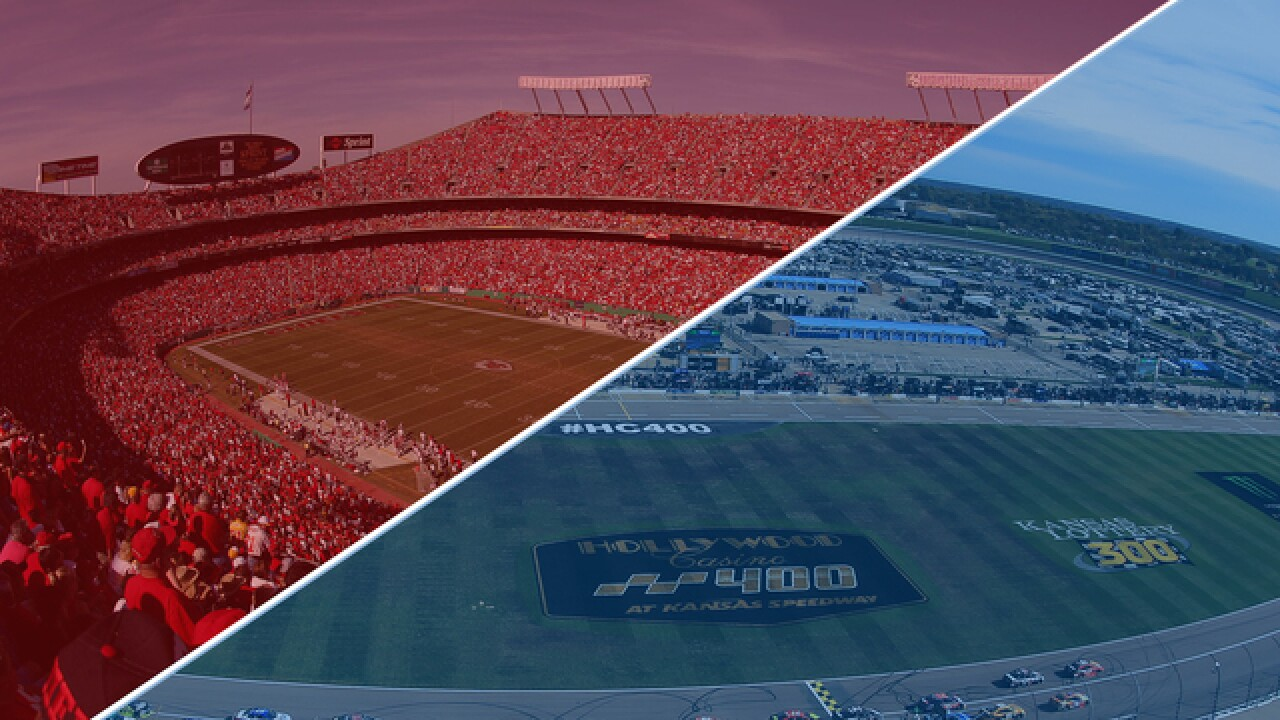 For Nbc Sports Sunday Will Be Kansas City Day