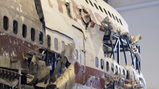 The Haunting Wreckage Of TWA 800 Being Destroyed 25 Years After Crash