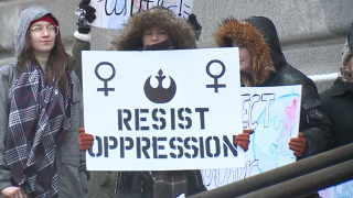 Cleveland's Women's March to address crisis funding cuts