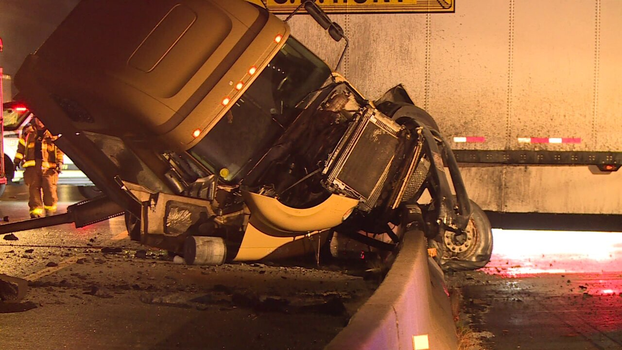 Driver killed on I-95 in head-oncrash