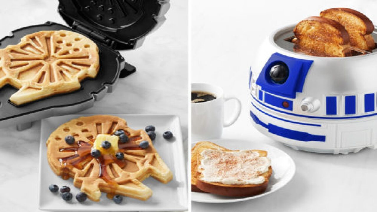 Williams Sonoma Just Launched A Huge New Collection Of 'Star Wars' Kitchenware