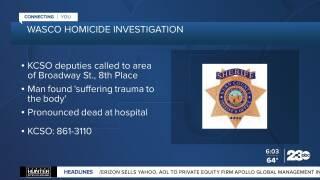 Waco Homicide Investigation