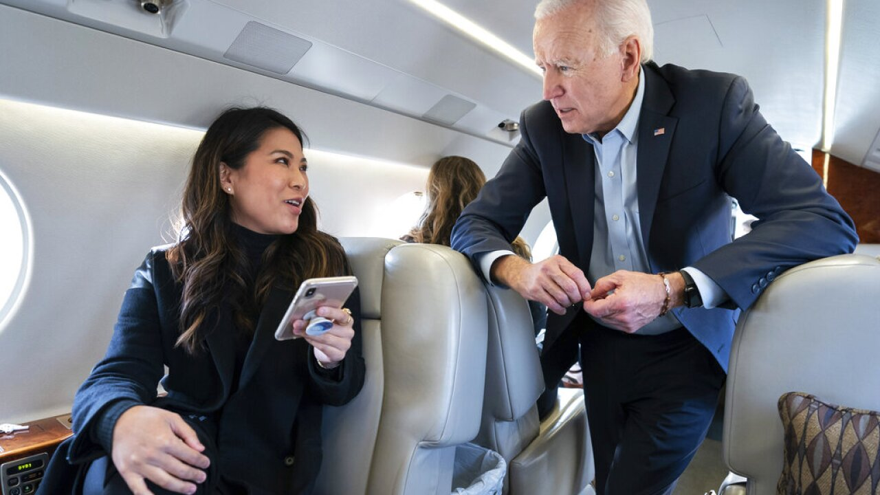 Widely shared photo of Biden without mask was taken in 2019