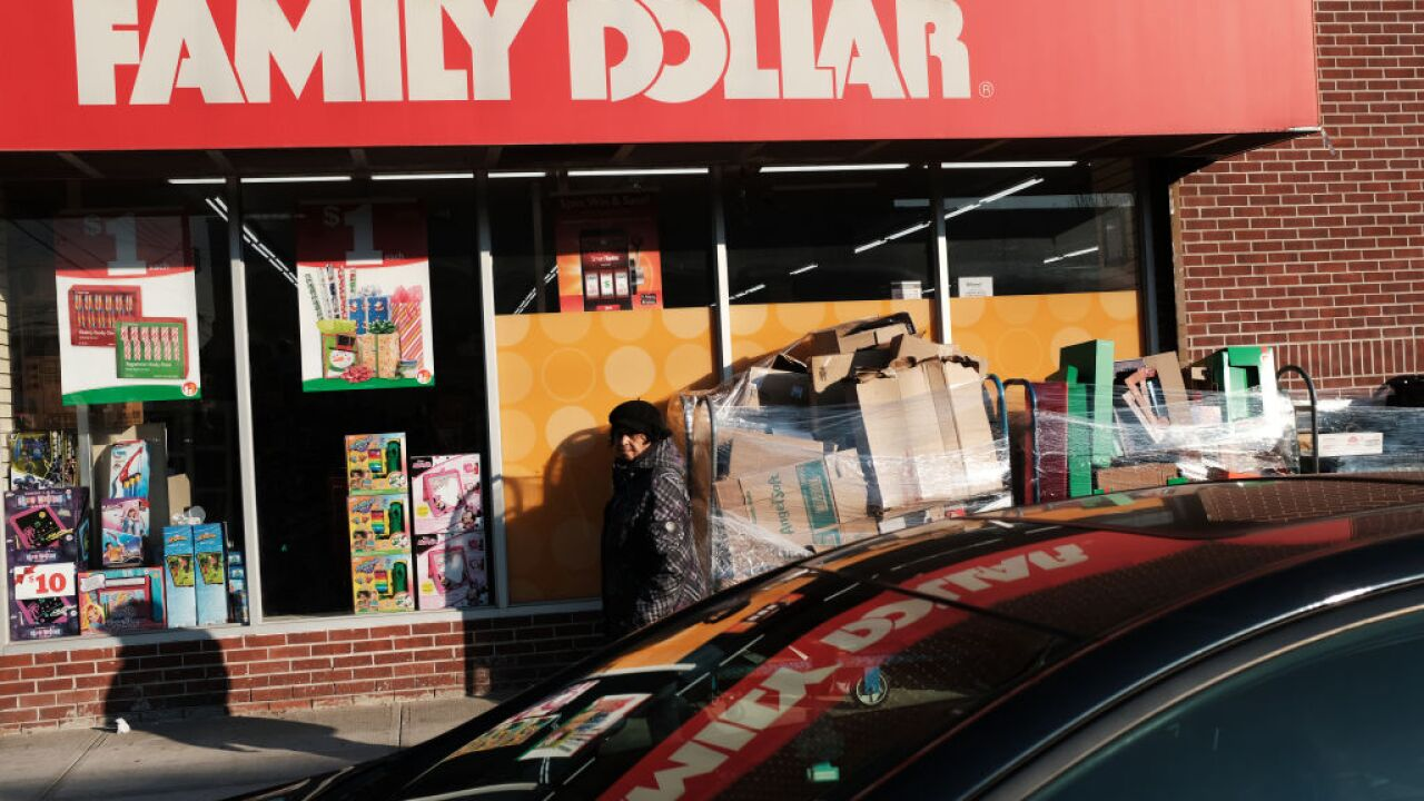 Family Dollar will close nearly 400 stores