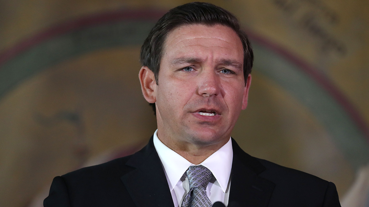Florida Democrats want NDA Gov. DeSantis signed regarding Russian hacking