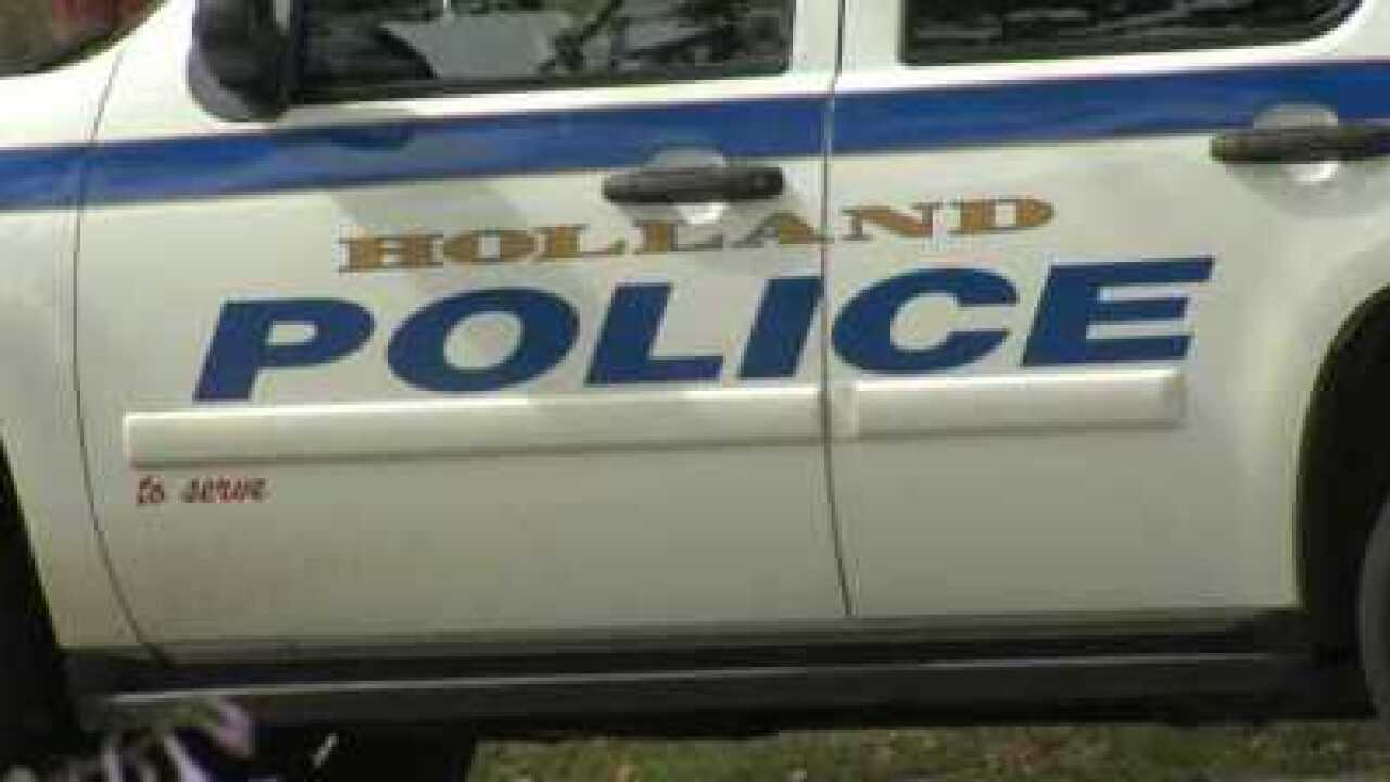 Holland, Mich., police unit