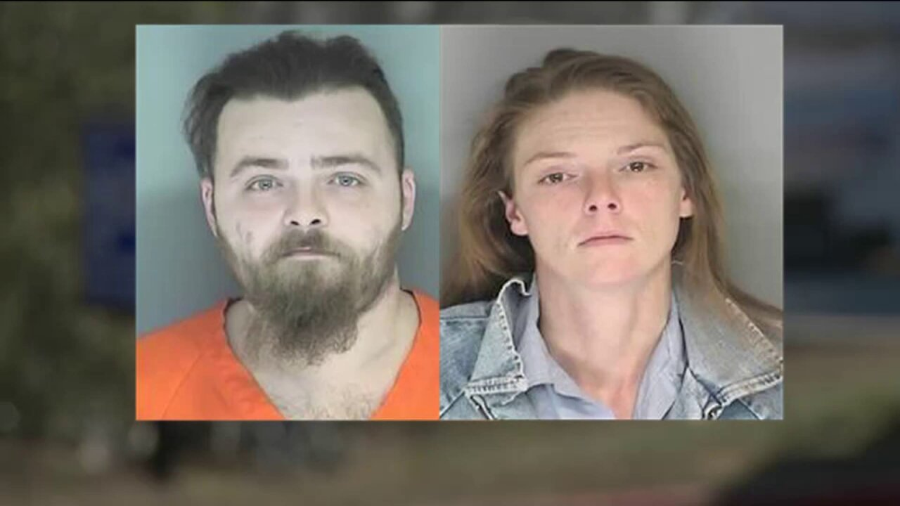 Couple busted in New Kent for prostituting captive out of RV enter plea