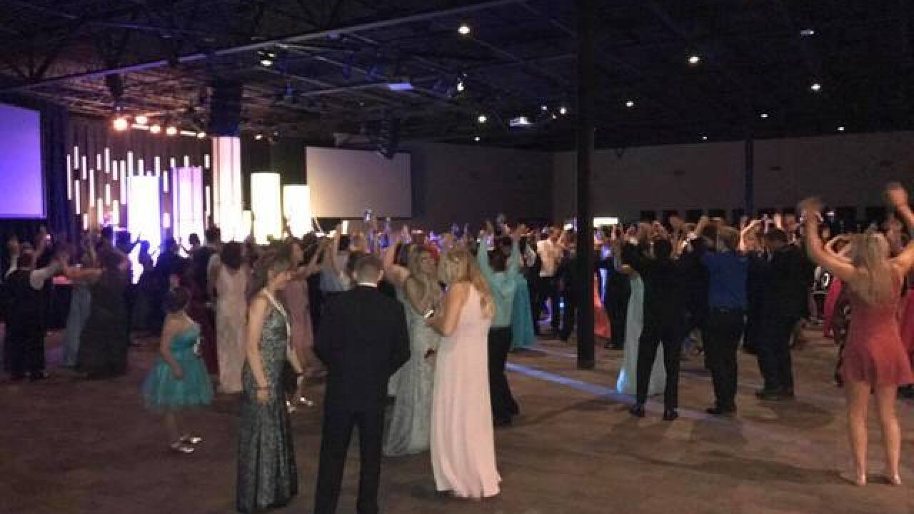 200 young adults with special needs enjoy prom