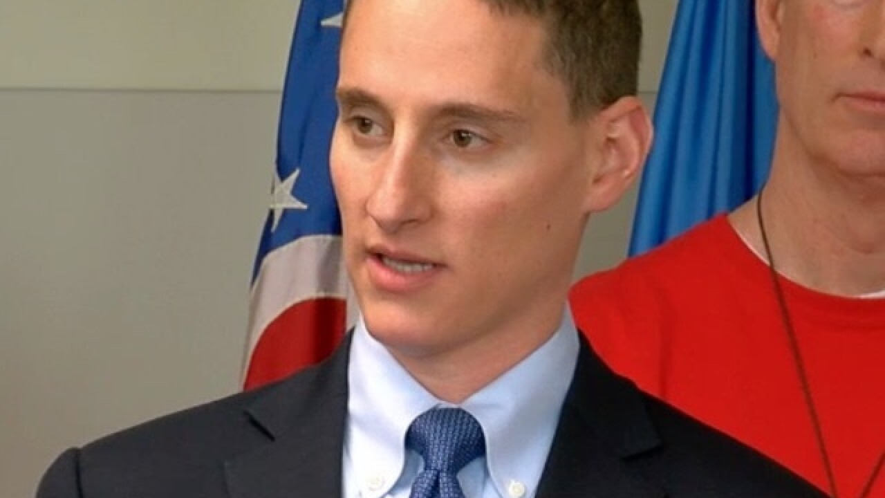 Josh Mandel drops out of 2018 Senate race