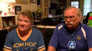 Williams family members are special fixtures around Texas A&M-Kingsville athletics