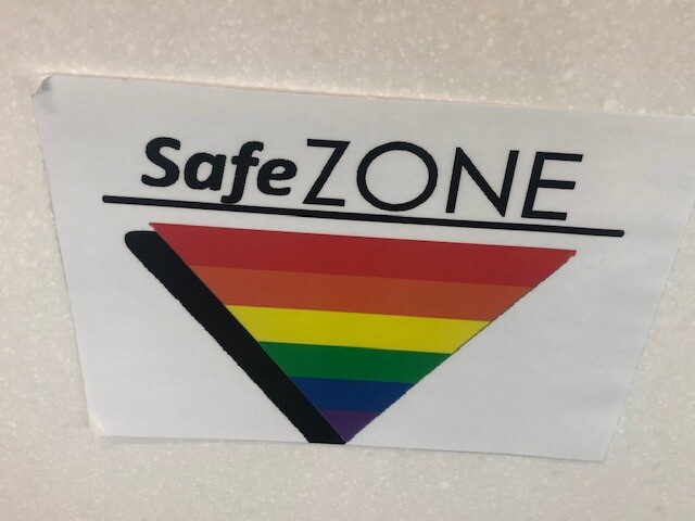 LGBTQ+ Safe Zone