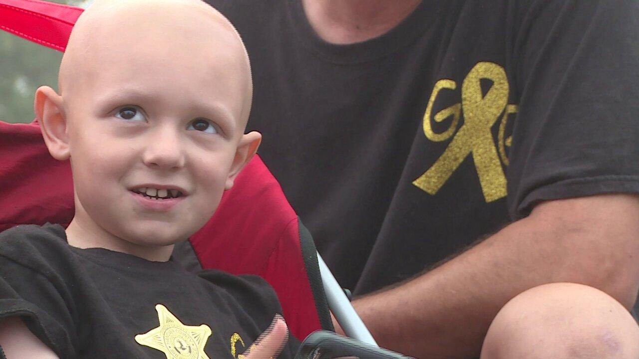 ReeseStrong 5K raises money for children withcancer